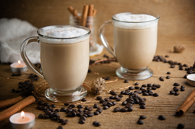 Low Carb Russian Coffee