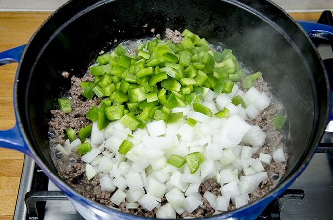 making keto chili