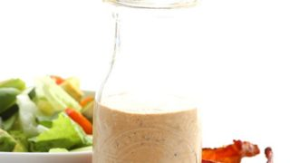Paleo Bacon Chipotle Ranch Dressing