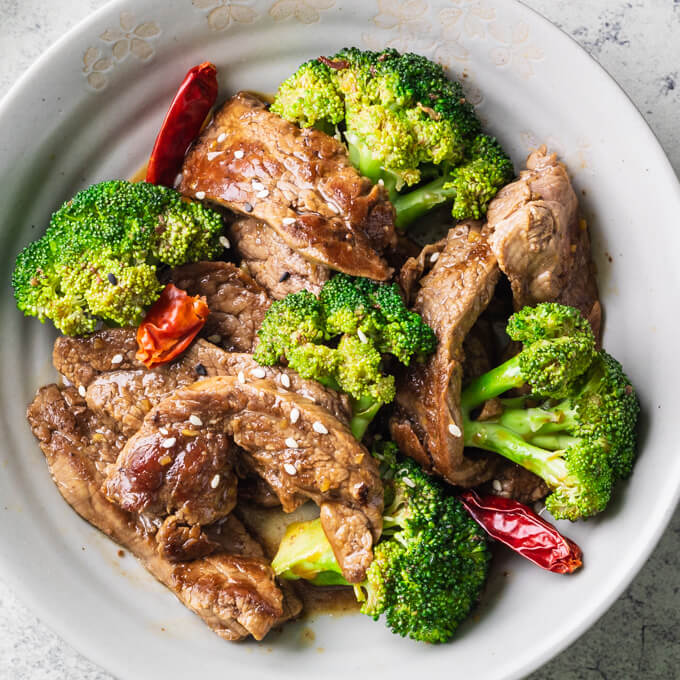 Keto Beef And Broccoli Low Carb Maven
